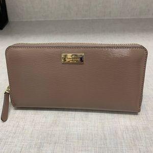 Kate Spade brown wallet